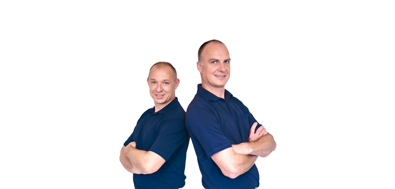 Dzmitry Shyshou und Christoph TobiasPraxisklinik Stadthagen: Zentrum für orthopädische Chirurgie und Sporttraumatologie