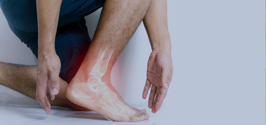 Praxisklinik Stadthagen: Fußchirurgie