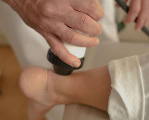 Stoßwellentherapie: Konservative Therapie